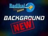Imagine della notizia: NEW RADIKAL DARTS BACKGROUND LET
